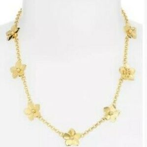 BNWT Tory Burch Cecily necklace